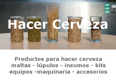 ... productos, materiales y equipos para hacer cerveza, maltas, lúpulos, kits, maquinaria y accesorios ...