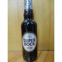 Super Bock Negra sin alcohol