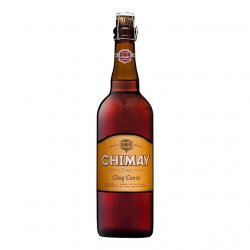 Cerveza rubia Triple Cinq Cents Chimay
