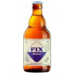 Fix Hellas (20 cervezas)