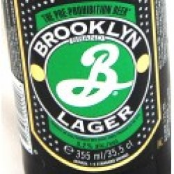 Brooklyn Lager 35,5cl