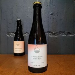 Cloudwater Brew Co. Citra Nectarine Foudre Beer