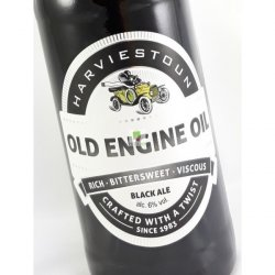 Harviestoun Old Engine Oil - Beer Delux