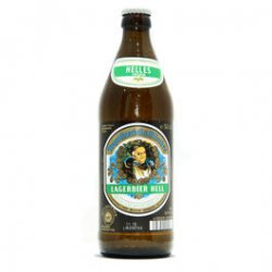 AUGUSTINER HELL - 50CL