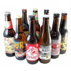 Pack 9 IPAs