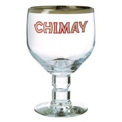 Chimay Trappist Gourmet Glass 18cl - The Belgian Beer Company