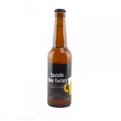 Castello Beer Factory Golden Blonde Pack 12