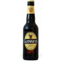GUINNESS EXTRA STOUT 33 CL.