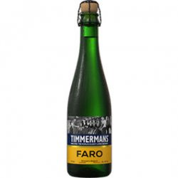 TIMMERMANS FARO LAMBIC TRADITION - 37,5CL