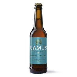 Gamus Ginger.6 x 33cl
