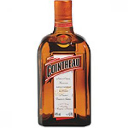 COINTREAU licor seco botella 70 cl