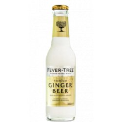 Cerveza Jengibre Fever Tree Ginger Beer