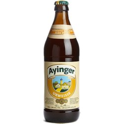 Ayinger Urweisse 50cl