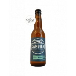 Brasserie Cambier CAMBIER Double Mosaic
