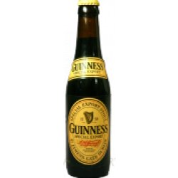 GUINNESS EXPORT 8 33 CL.