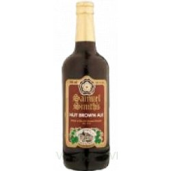 SAMUEL  SMITH NUT BROWN ALE 35.5 CL.