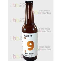 Dougall´s IPA 9 Double Dry Hop 33 cl