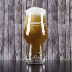 Monyo - Logózott Craft Master One pohár 0,4L - Beerselection