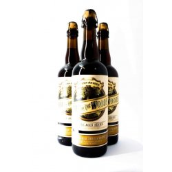 Sierra Nevada Trip in the Woods: Barrel-Aged Bigfoot with Ginger