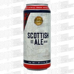 SCC Scottish Ale - Dux Beer Company