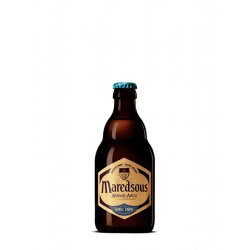 Maredsous Triple – Ambar Botella 330ml - Club de la Cerveza
