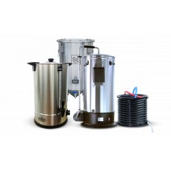 Pack Grainfather Connect + Sparge Water +  Brew Bucket 7 Gallons SS Brewtech - Hopt.es