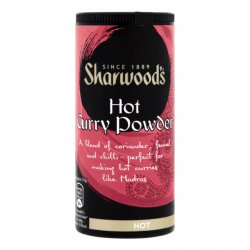 Curry madras picante Sharwood's