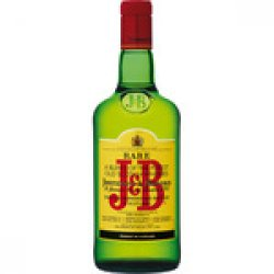 JB whisky escocés Rare botella 1,5 cl