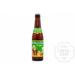 BE8,0RU ST.BERNARDUS TRIPLE 33cl ABADIA