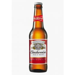 Botella Budweiser 24 Pack