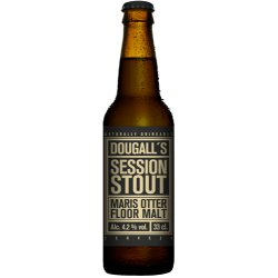 Dougall's Session Stout.12 x 33cl