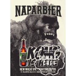 KONG WHEAT IPA INDIA PALE ALE NAPARBIER
