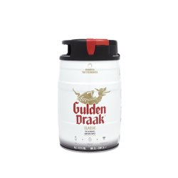 Gulden Draak – PACK 1 copa huevo de dragón – y 2 botellas Gulden Draak 75 cl