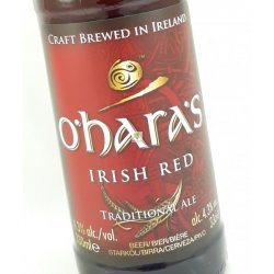 O'hara's Red - Beer Delux