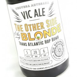 Vic Ale The Other Side Blonde