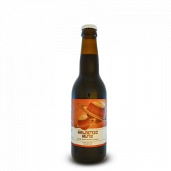 Mad Brewing - Galactic Nuts - Imperial Stout - Negra - 9,0º - 330 ml - Madrid