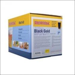 Kit de malta en grano Black Gold
