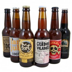Pack Cerveses Catalanes