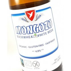 MONGOZO WIT - 33 CL